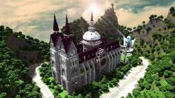 Cathedral of Denaria Minecraft