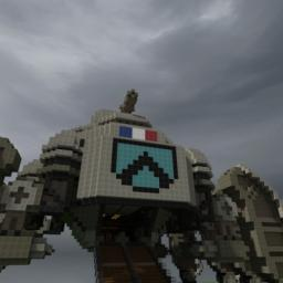 Valeur-Class Troop Transport (30 Sub Special) Minecraft Map & Project