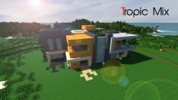 'Tropic Mix Minecraft Project