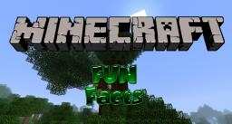 Minecraft: Fun facts! Minecraft Blog Post