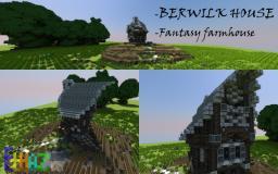 Berwilk House [Fantasy Farmhouse] [Download] Minecraft Project