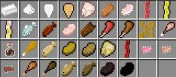 MeatPlus Mod V1.2.5 Minecraft Mod