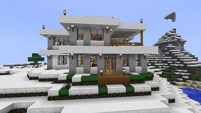 ponyville house, terraria winter house, cats winter house, cartoon winter house, fluttershy's house, the sims 3 winter house, pallet chicken house, on winter minecraft house design