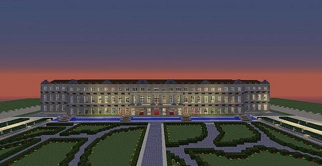 How To Build A Minecraft Palace