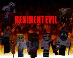 [1.7.2][Forge] The Resident Evil Mod V 1.1.0 [New Sounds!](New Mobs Blocks and 3D Items!) Minecraft Mod