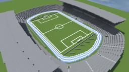 Olympic Stadium Minecraft Map & Project