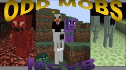 Odd Mobs 6 Minecraft Mod