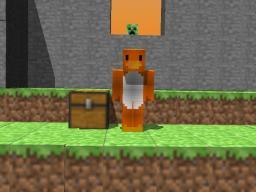 OrangePenguinTG Blender Art Minecraft Blog Post