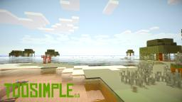 TooSimple Minecraft Texture Pack