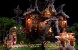 The Soulmore Expanse Minecraft Map & Project