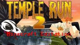 Temple Run 2 Minecraft Map & Project