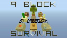 9 Block Survival [1.4.7] Dr.GSouth Minecraft Map & Project