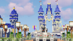 FloridaMC - Walt Disney World - Seaworld - Fun Spot Orlando & More Minecraft Server