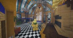Scala Ad Caelum - Chess Room (Kingdom Hearts III) Minecraft Map & Project