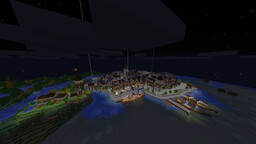 Medieval Town Project Minecraft Map & Project