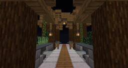 Wilderness Spawn Minecraft Map & Project
