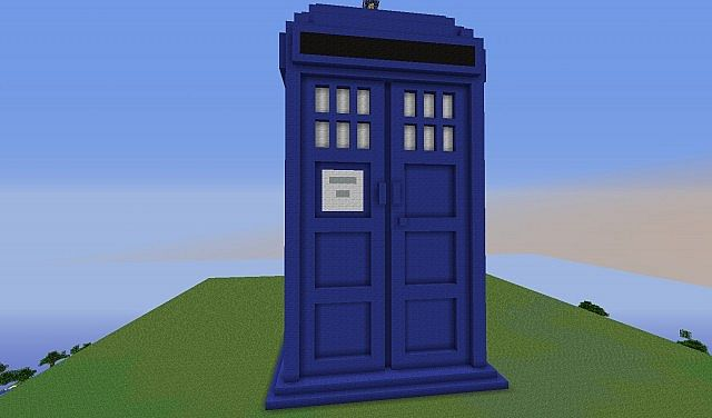 How To Craft A Tardis