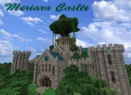 Meriarn Castle Minecraft Project