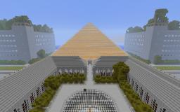 Ambrosia (SMP 1900h) (April 2011) Minecraft Map & Project