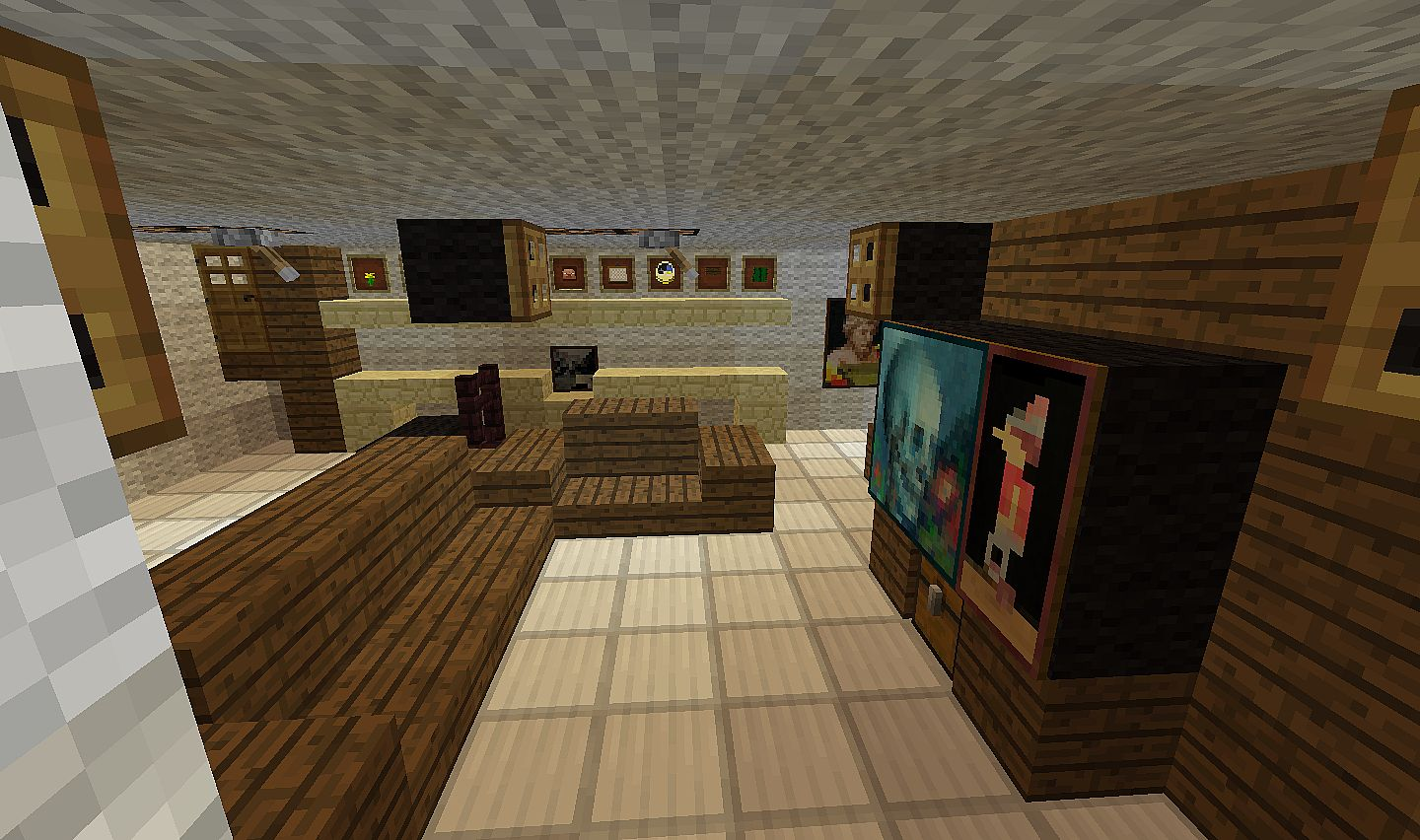 modern home minecraft size minecraft project
