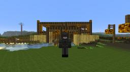 10 Sub Special Batman HD Skin Minecraft
