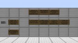 Lab Runner 1: Escape LEVEL 1 Minecraft Map & Project