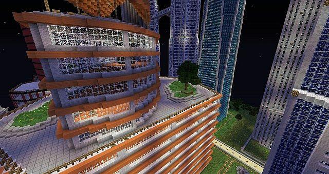 Huge Storage Minecraft Project