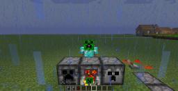 Creeper Craft Minecraft Texture Pack