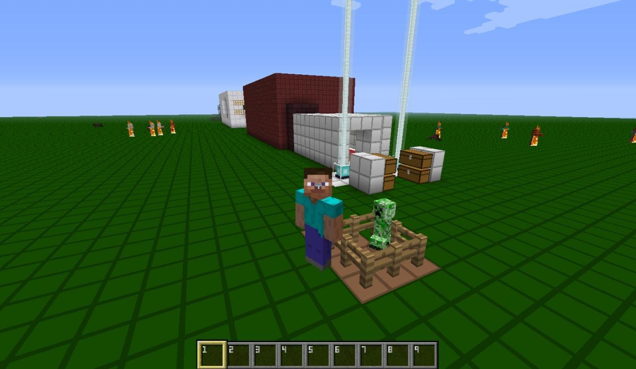 how to make a piston bug Minecraft Blog