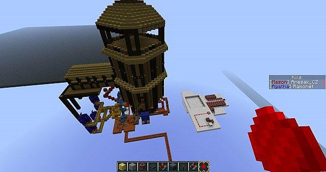Spawn building