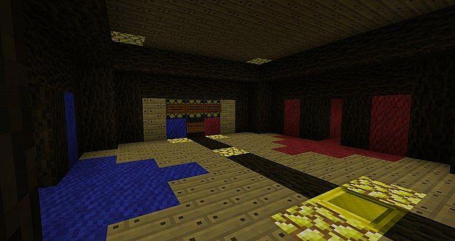Spawn lobby