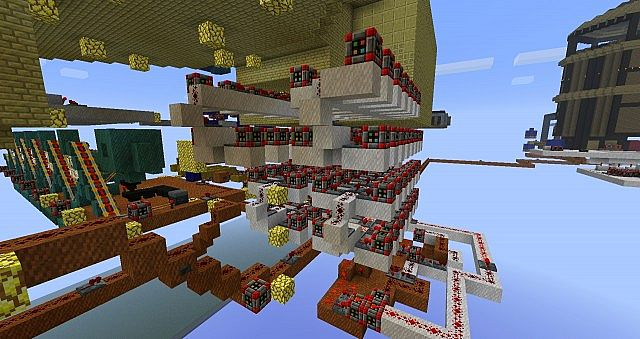 Redstone - Arena - Score saving and loading