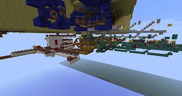 Redstone - Arena