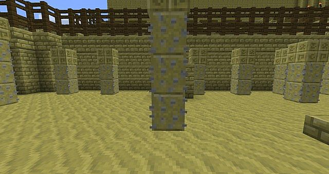 Edited texture pack - Traps!