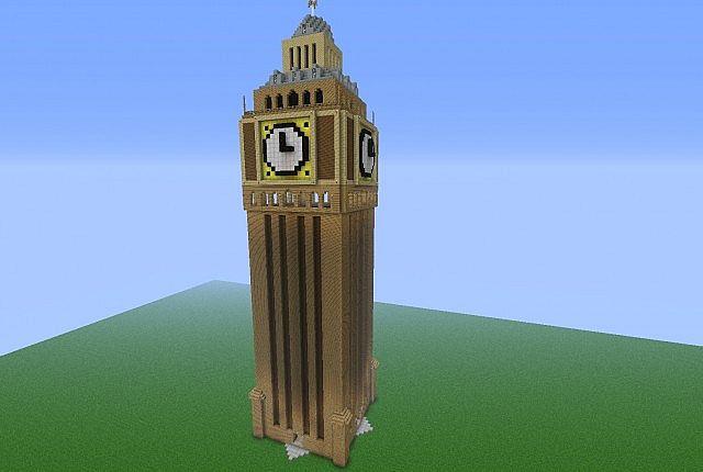 minecraft tutorial how to build effiel tower part2