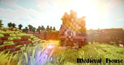 Medieval House | By Mrjrbacon Minecraft Map & Project