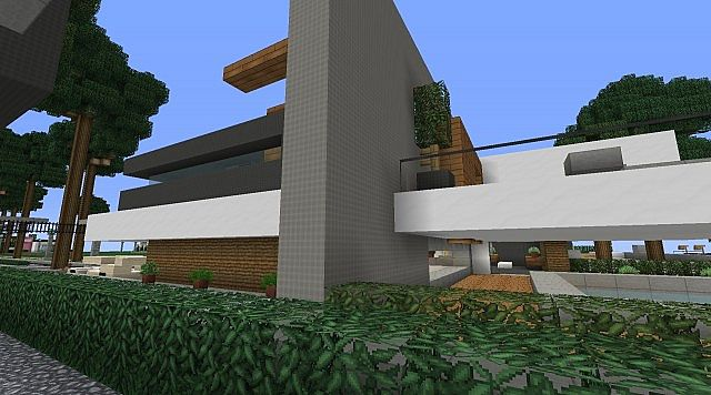 Modern Bamboo Japanese Home Collab with TheEvilEnderman