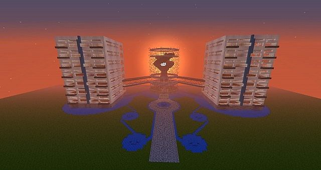 Hurricane Hotel Minecraft Project