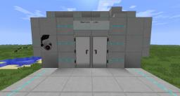 Portal 3: The Return To Aperture Minecraft Project