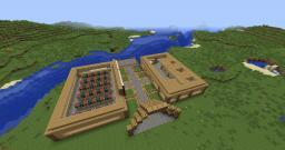 My Tekkit House Minecraft Map & Project