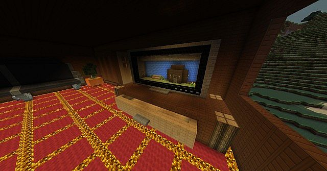8x Sized Giant Gulliver Home 2 Floors Minecraft Project