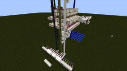 Block-to-Bit Storage: High Capacity Memory Minecraft Map & Project