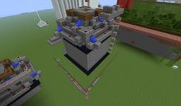 largest and most space efficient cobble generator Minecraft