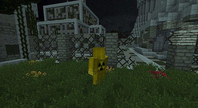 текстуры майнкрафт 1.7.2 apocalypse #5