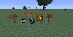 Trolling Potion for ExplodingTNT's review! Minecraft Map & Project