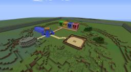 Spawn Template [Take As Your Own][Message Me you Server Ip] Minecraft Map & Project