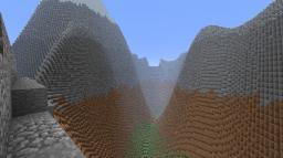 SurvivalTerrain - Super Terraform - With Ores! Minecraft Map & Project