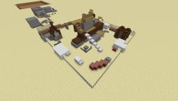 MW2 Rust (working PvP with 3 classes) Minecraft Map & Project