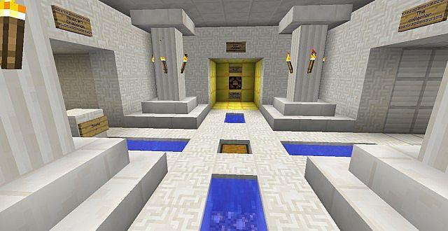 minecraft how to make pillar quartz