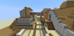 TF2: Goldrush Rebuild | PVP Map| Snapshot 12w4a+ Minecraft Map & Project
